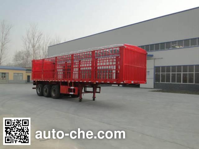 Hualu Yexing HYX9370CCQ animal transport trailer