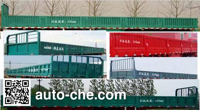 Hualu Yexing HYX9400 dropside trailer