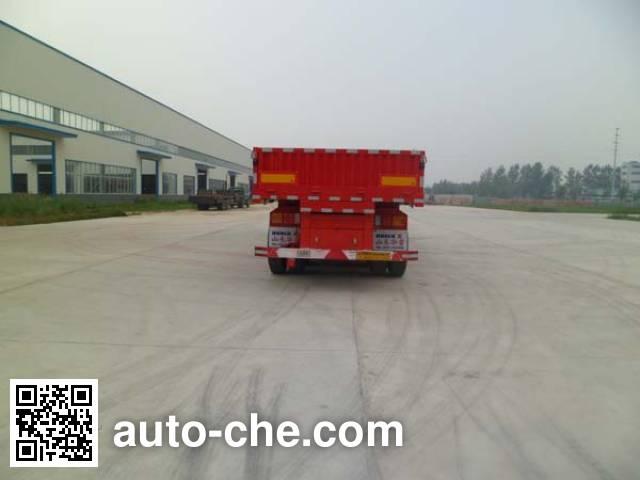 华鲁业兴牌HYX9400Z自卸半挂车