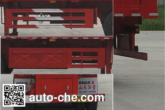 Hualu Yexing HYX9402ZH dump trailer