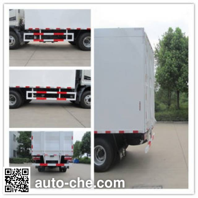 Hongyu (Henan) HYZ5040TCL car transport truck