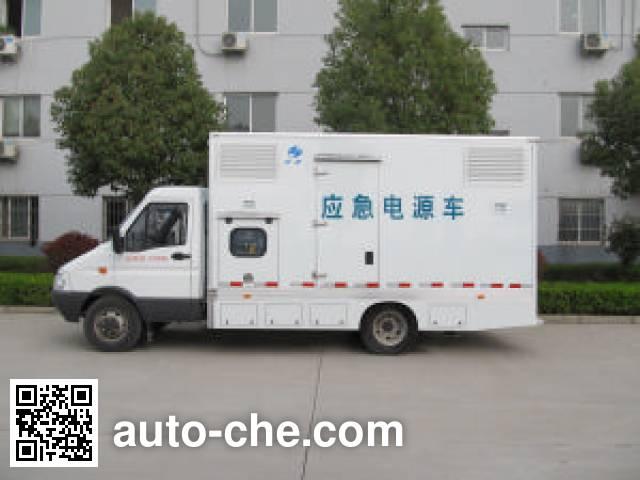 Hongyu (Henan) HYZ5050XDY power supply truck