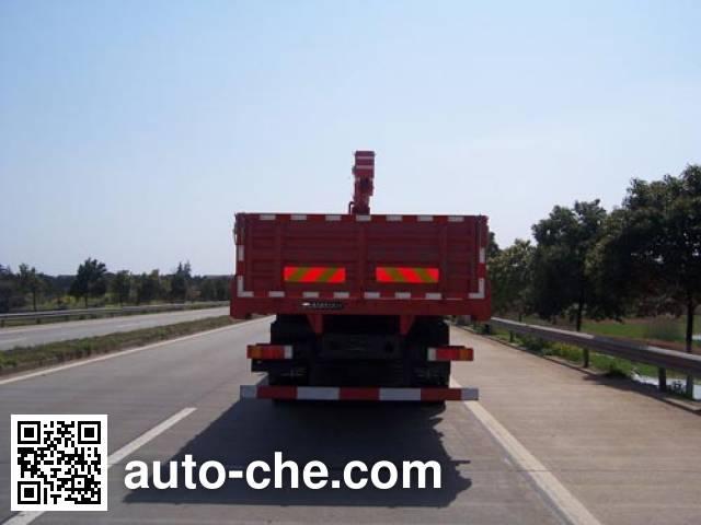 Feitao HZC5251JSQS truck mounted loader crane