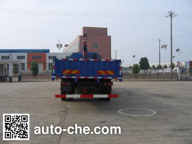 Feitao HZC5257JSQS truck mounted loader crane