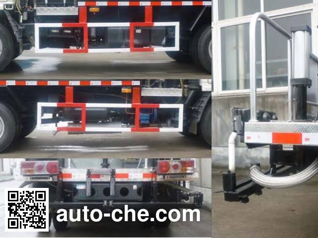 Shuangjian HZJ5075GLQ asphalt distributor truck