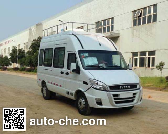 Dongfang HZK5041XJE monitoring vehicle
