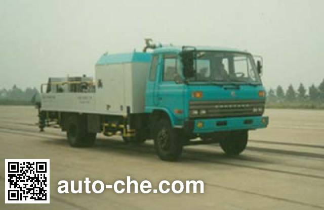Dongfang HZK5110THB truck mounted concrete pump