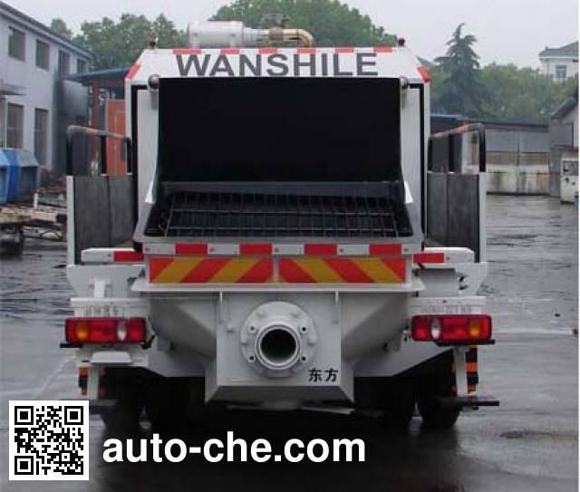 Dongfang HZK5122THB truck mounted concrete pump