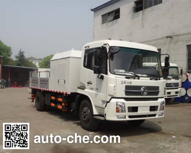 Dongfang HZK5122THB бетононасос на базе грузового автомобиля