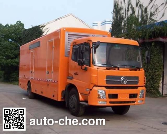 Dongfang HZK5161XQX инженерно-спасательный автомобиль
