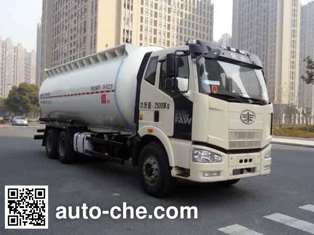 宏宙牌HZZ5251GFLJF低密度粉粒物料运输车