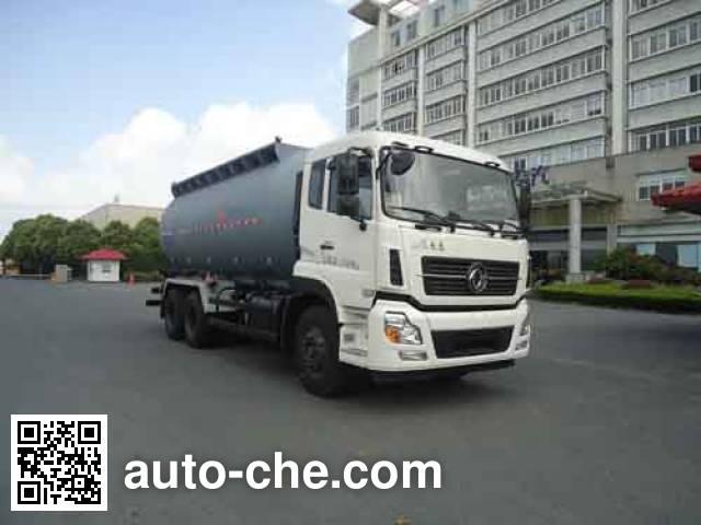 Hongzhou HZZ5255GFLDF low-density bulk powder transport tank truck
