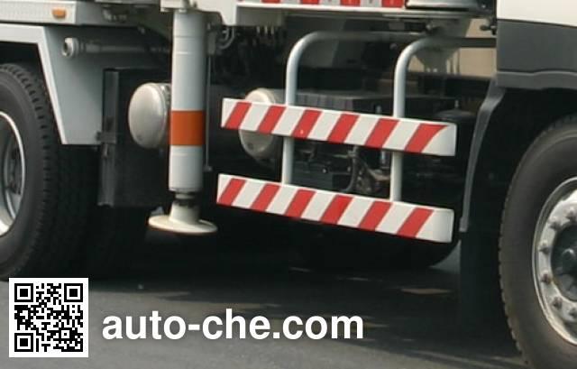 宏宙牌HZZ5270THB混凝土泵车