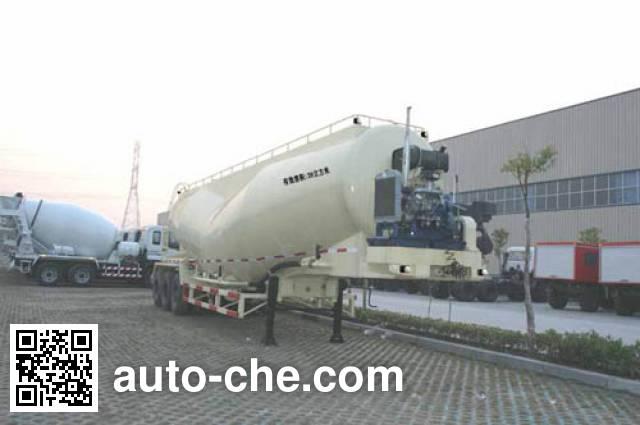 宏宙牌HZZ9400GFL粉粒物料运输半挂车