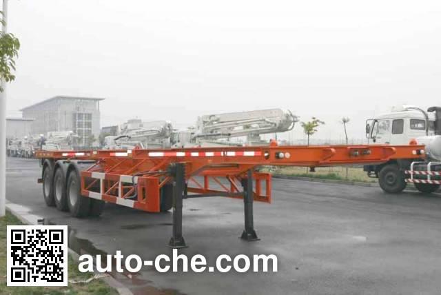 Hongzhou HZZ9400TJZ container transport trailer