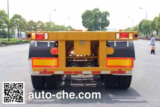 Hongzhou HZZ9401TJZ container transport trailer