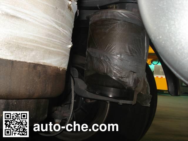 宏宙牌HZZ9402GFW腐蚀性物品罐式运输半挂车