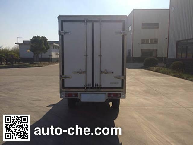 Dafudi JAX5024XLCBEVF266LB15M2X1 electric refrigerated truck