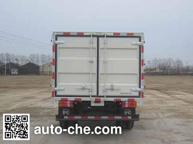 Jubao JBC4020CS low-speed stake truck