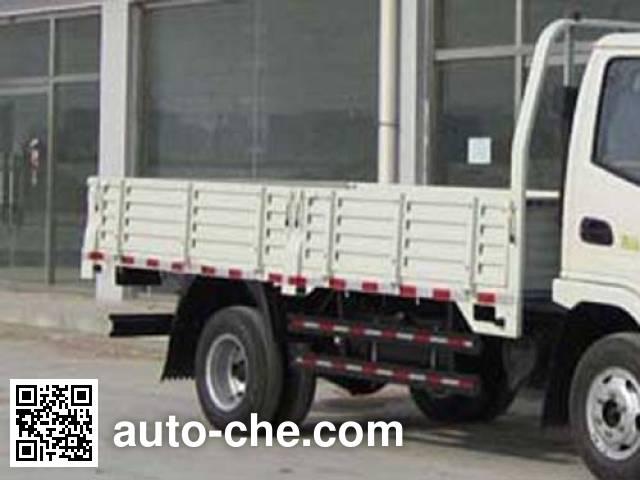 聚宝牌JBC5820D1自卸低速货车