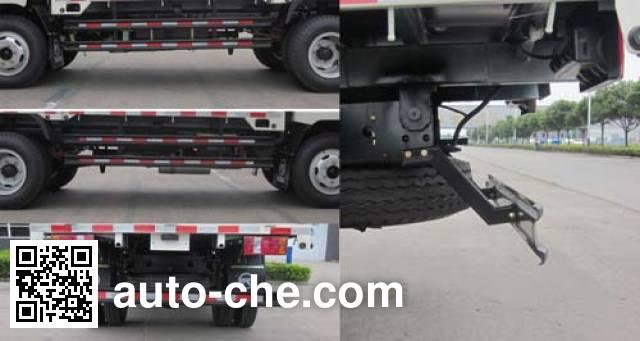 Jubao JBC4020D1 low-speed dump truck