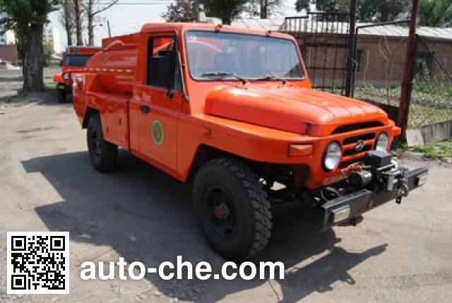 Jiancheng JC5042GGSBJ water tank truck