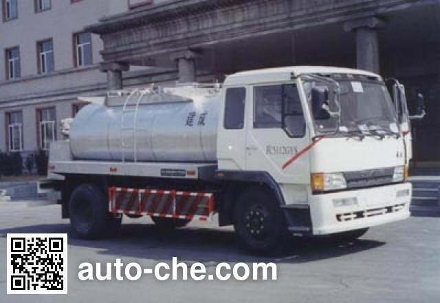 Jiancheng JC5112GYS liquid food transport tank truck