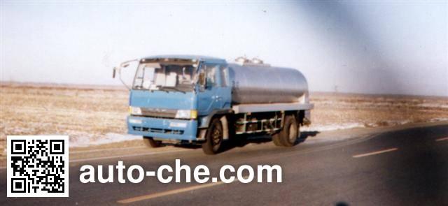Jiancheng JC5140GYS liquid food transport tank truck