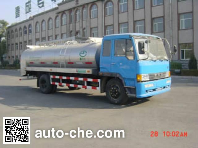 Jiancheng JC5160GYS liquid food transport tank truck