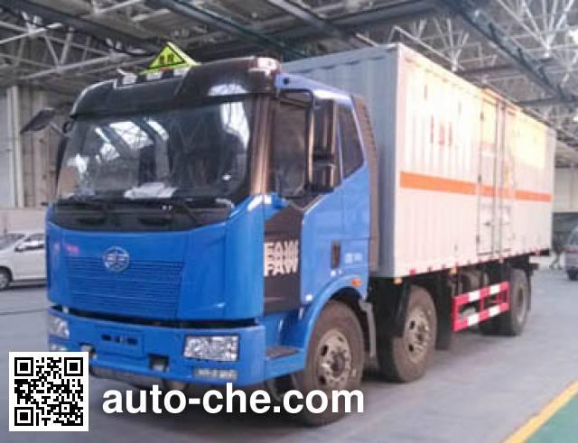 Jiancheng JC5200XQYCA4 explosives transport truck