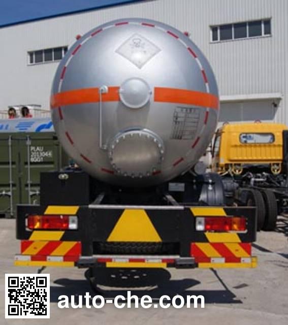 Jiancheng JC5311GYQACA4 liquefied gas tank truck