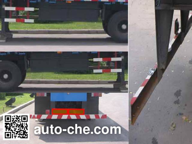 Jiancheng JC9402 dropside trailer