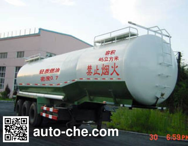 Jiancheng JC9402GYY oil tank trailer