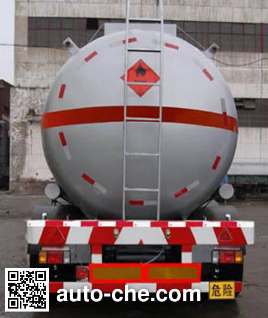 Jiancheng JC9404GYY oil tank trailer