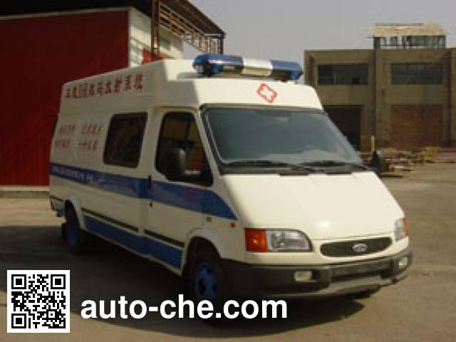 Shili JCC5031XYL medical vehicle