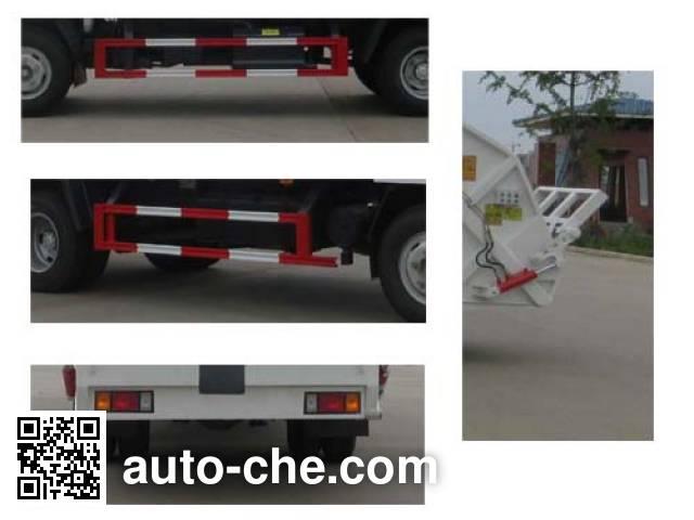 Jiudingfeng JDA5070ZYSQL5 garbage compactor truck