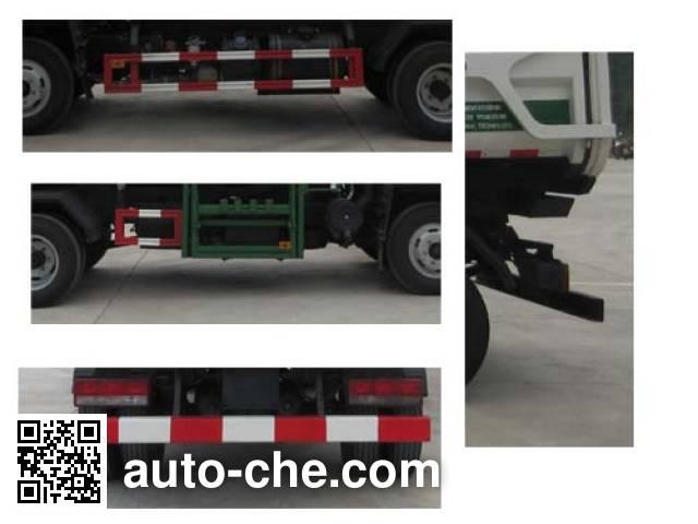 Jiudingfeng JDA5070ZZZEQ5 self-loading garbage truck