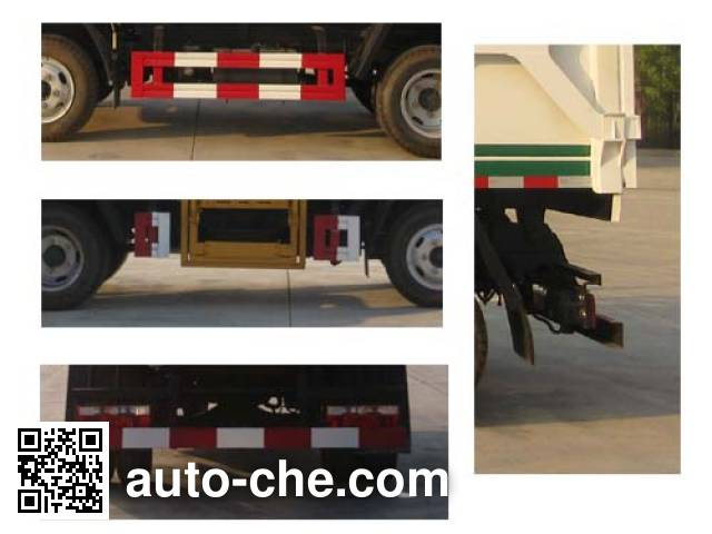Jiudingfeng JDA5071ZZZEQ5 self-loading garbage truck