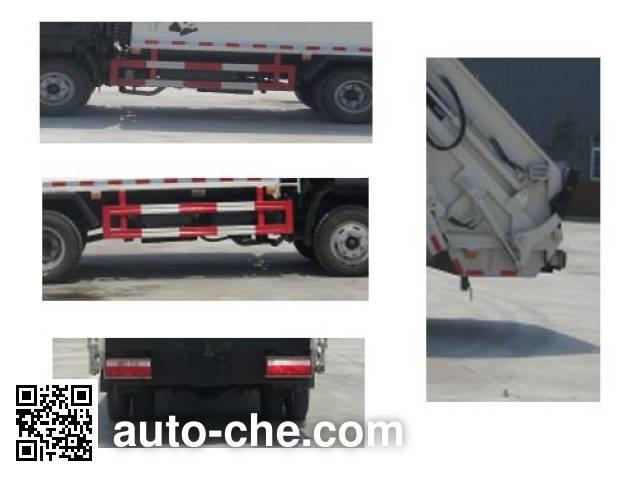 Jiudingfeng JDA5080ZYSSX5 garbage compactor truck