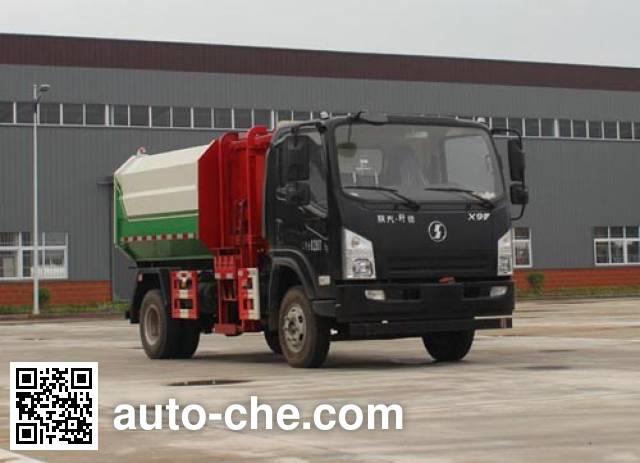 Jiudingfeng JDA5080ZZZSX5 self-loading garbage truck