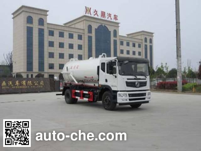 Jiudingfeng JDA5160GQWEQ5 sewer flusher and suction truck