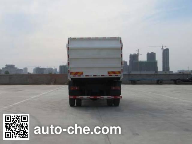 久鼎风牌JDA5160ZDJEQ5压缩式对接垃圾车