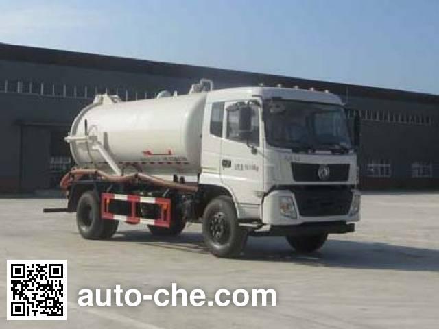 Jiudingfeng JDA5161GQWEQ5 sewer flusher and suction truck