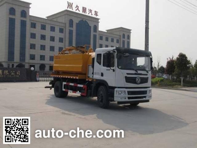 Jiudingfeng JDA5161GQXEQ5 sewer flusher truck