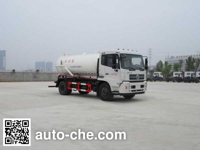 Jiudingfeng JDA5162GQWDF5 sewer flusher and suction truck