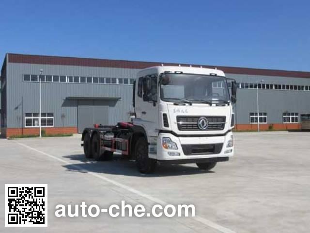 Jiudingfeng JDA5250ZXXDF5 detachable body garbage truck