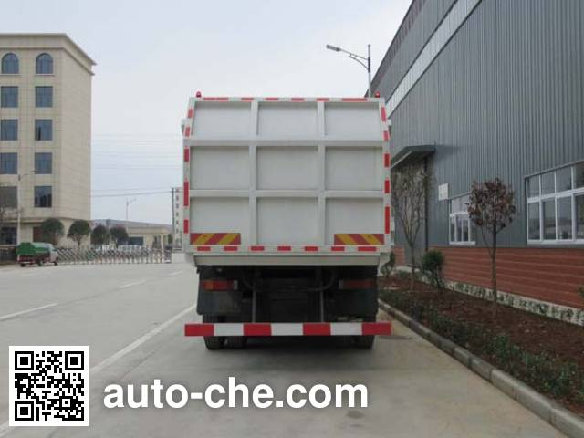 Jiudingfeng JDA5251ZDJDF5 docking garbage compactor truck