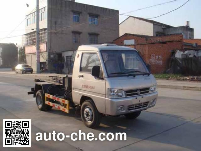 Jiangte JDF5030ZXXDFA4 detachable body garbage truck