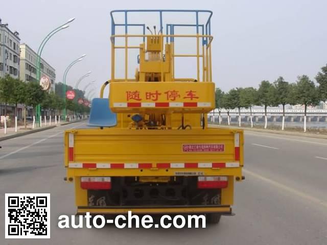 Jiangte JDF5040JGKDFA4 aerial work platform truck