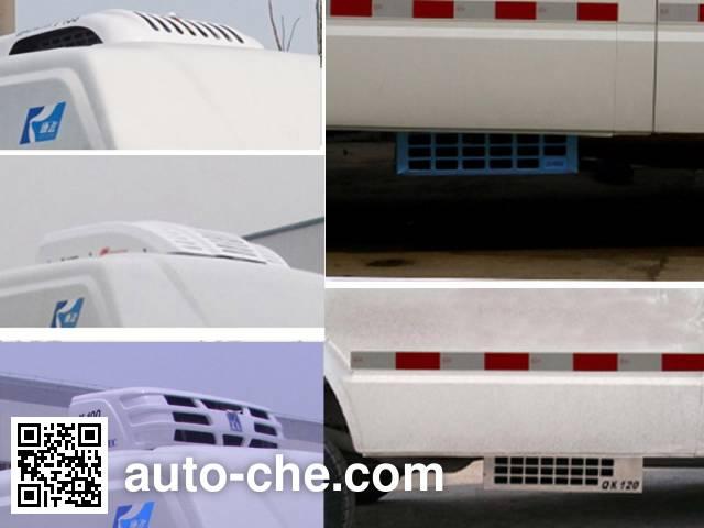 江特牌JDF5040XLCN5冷藏车